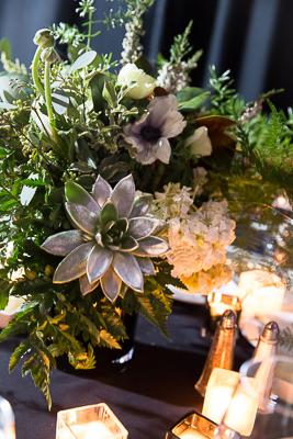 Winter Wedding at Liberty Warehouse