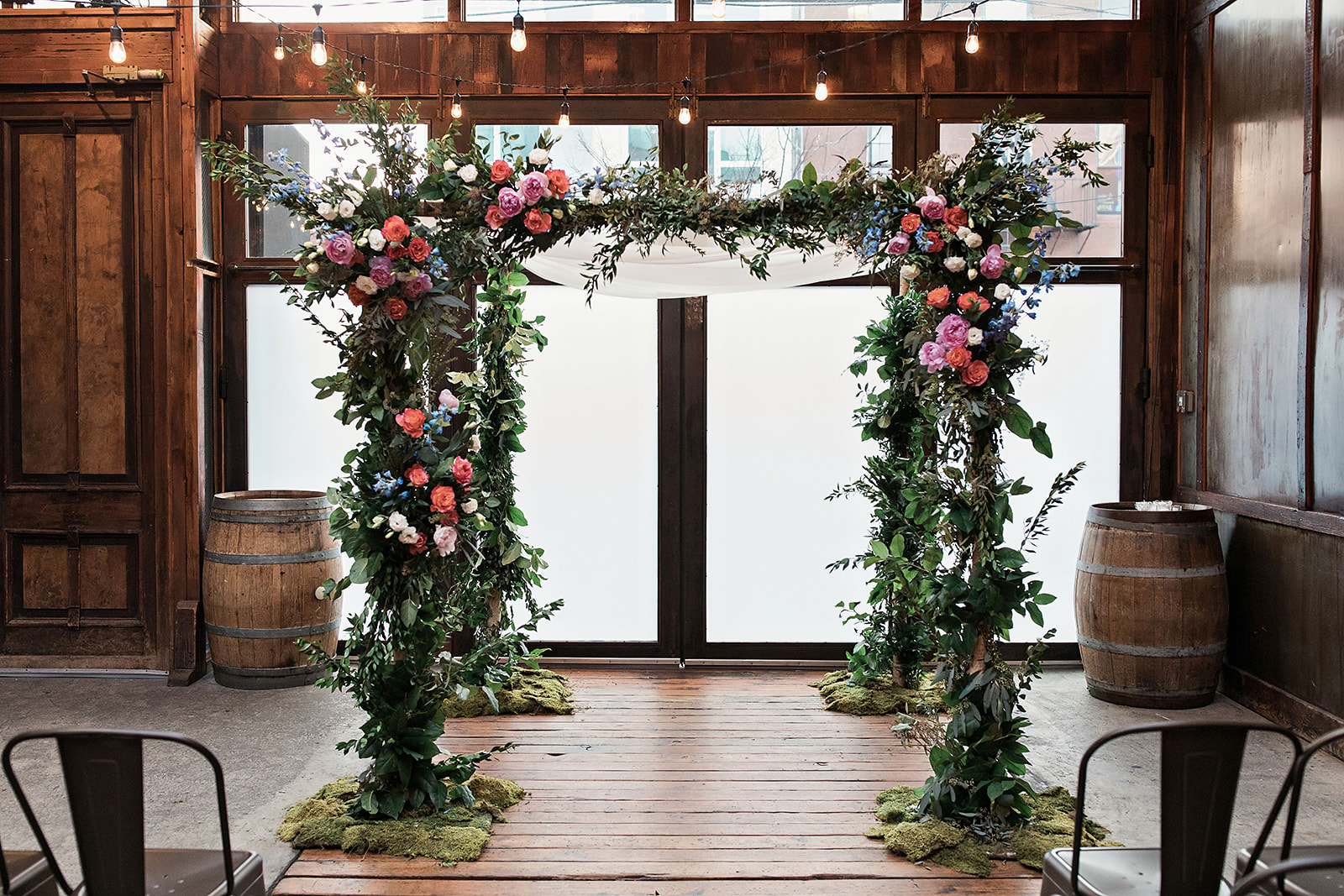 Chuppah Brooklyn Winery